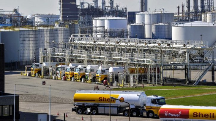 Image result for Shell Pernis refinery
