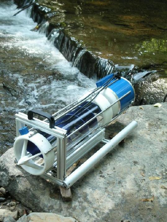 Water Turbine Generator Home