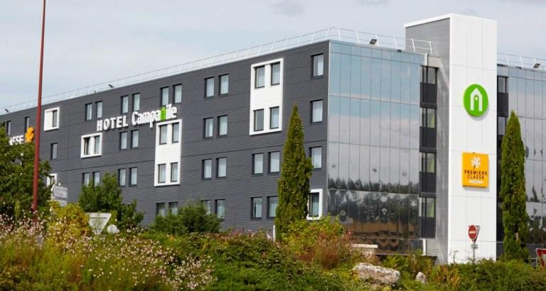 Campanile Bordeaux Ouest Hotel