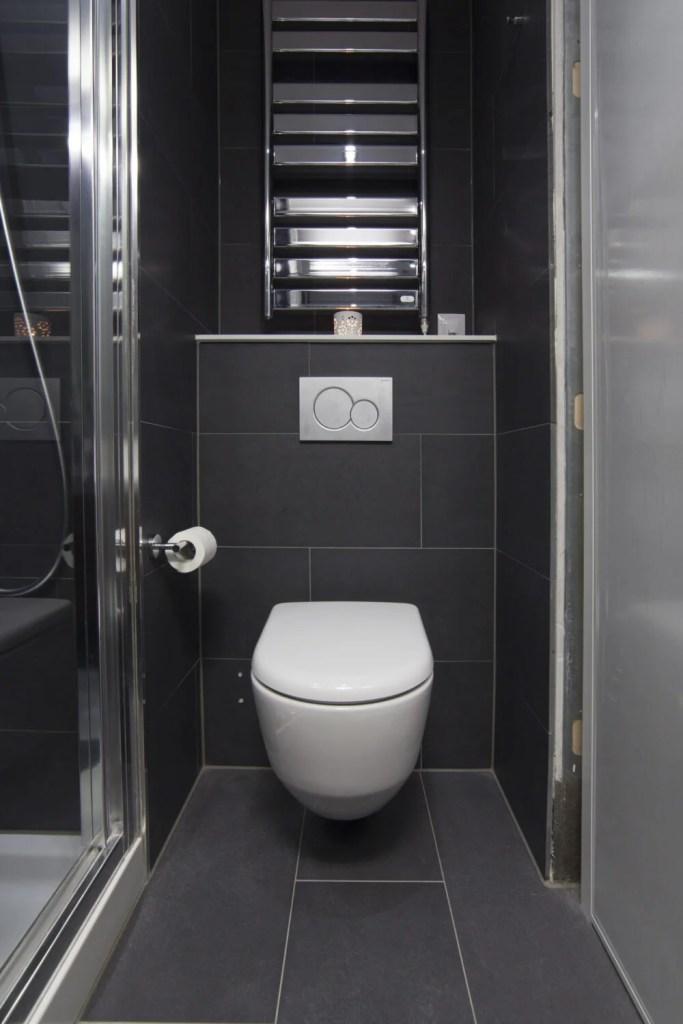 Toilet in Exter College Bathroom