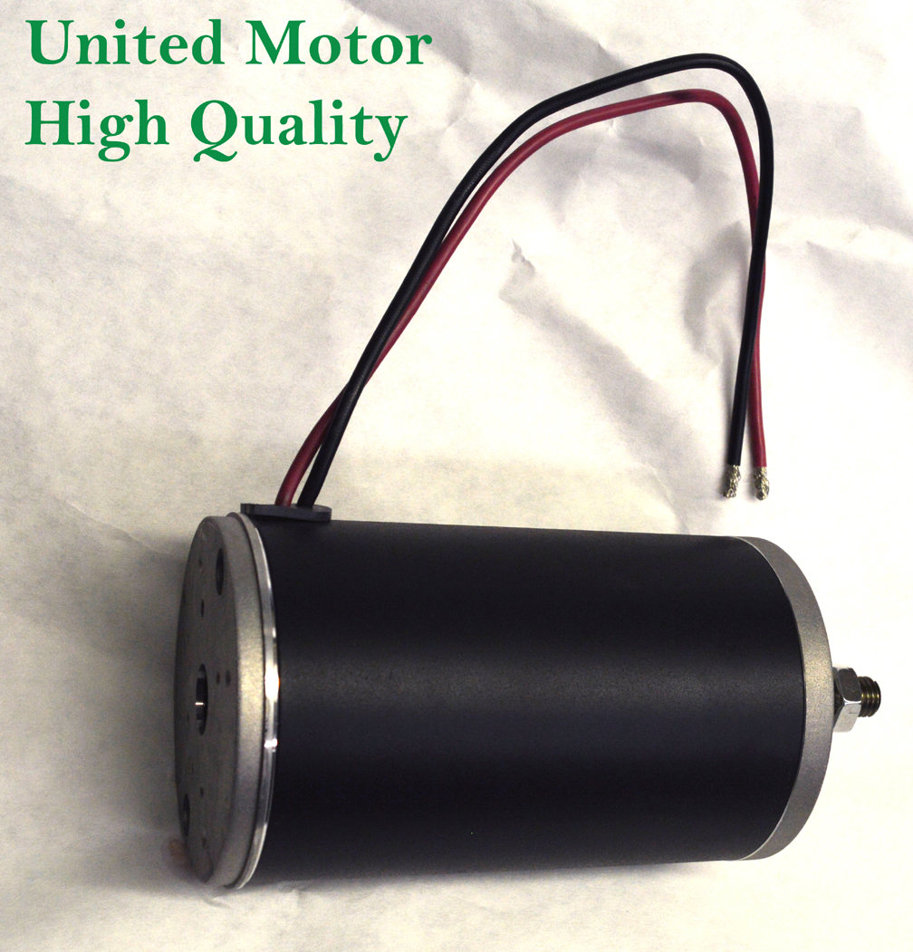 Electric Volt Hp Motors 12 4