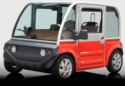 Michelin manufacturers fuel cells for FAM Automobiles.