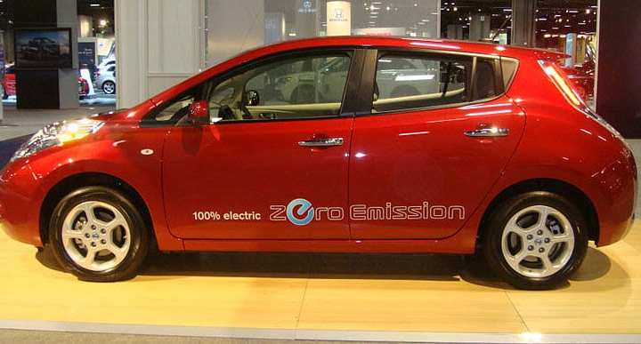 Electric vehicle sales starting to gain momentum