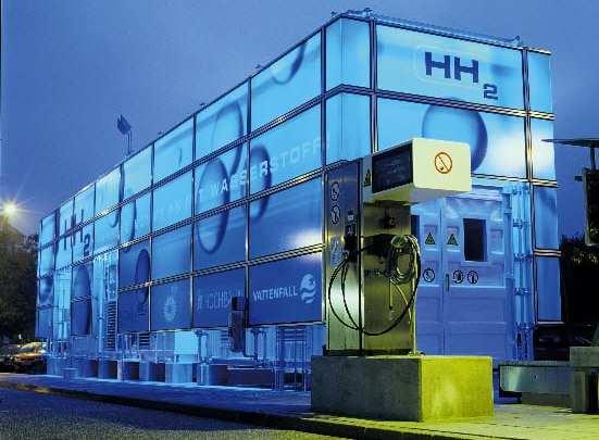 Hydrogenics sends powerful hydrogen generation electrolyzer to new German fuel station