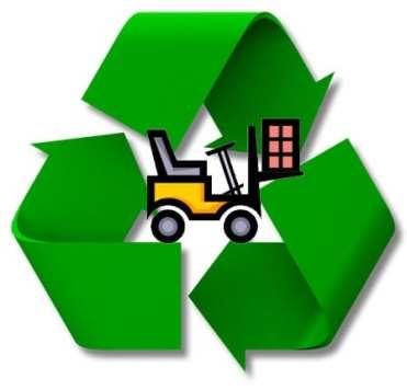 Materials Handling Hydrogen Fuel
