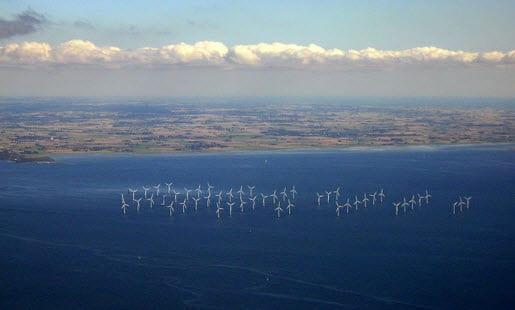 Offshore wind energy making progress in the UK