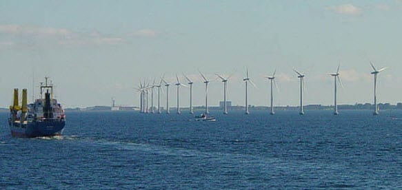 Baltic Sea to be home to an expansive wind farm that will provide power to Sweden