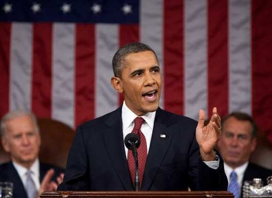 """President Obama introduces """"all of the above"""" energy plan during State of the Union address"""