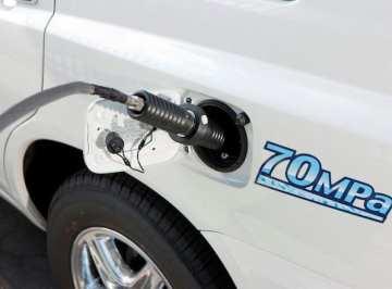 Hydrogen Fuel transportation