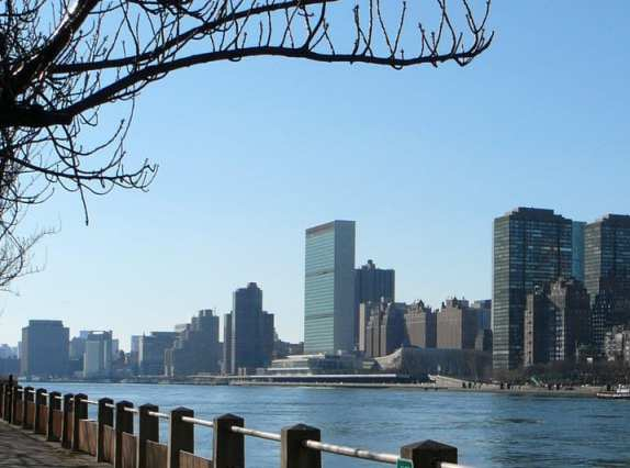 hydrokinetic projects in New York City's East River