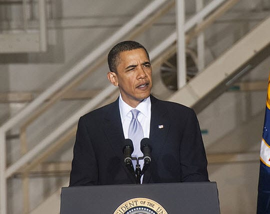 President Obama calls for the end of oil subsidies