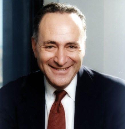 Senator Schumer, D-NY, decries federal cutbacks in the development of hydrogen energy
