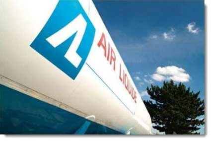 Air Liquide Hydrogen Fuel Stations