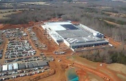 Apple to build new data center in Maiden, North Carolina
