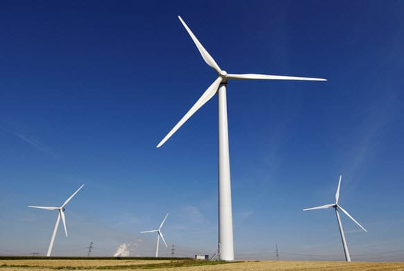 Wind energy project complete in Mexico