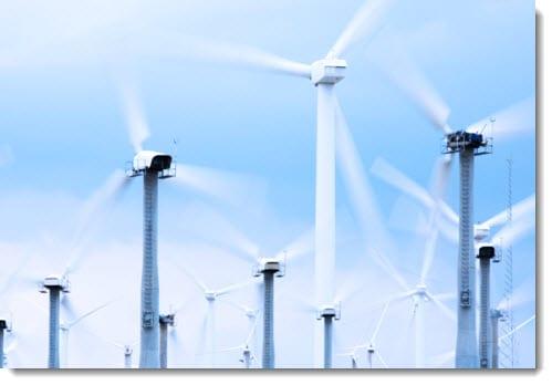 Wind energy sees gains in United Kingdom