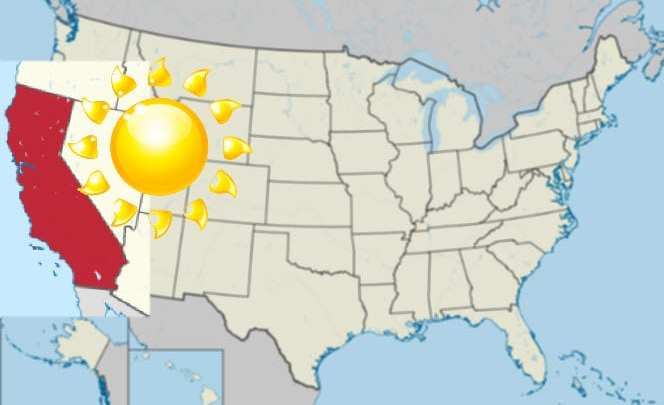 Solar energy market sees rapid growth in California
