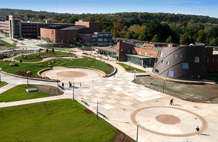Fuel cell-CCSU campus