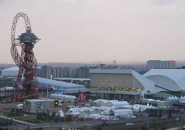 Olympic Games to be powered by alternative energy in 2016