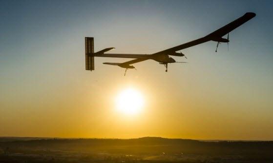 Solar energy to propel plane across the US