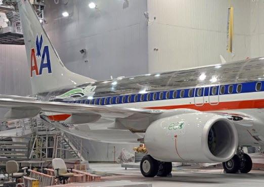 Boeing unveils new hydrogen powered aircraft