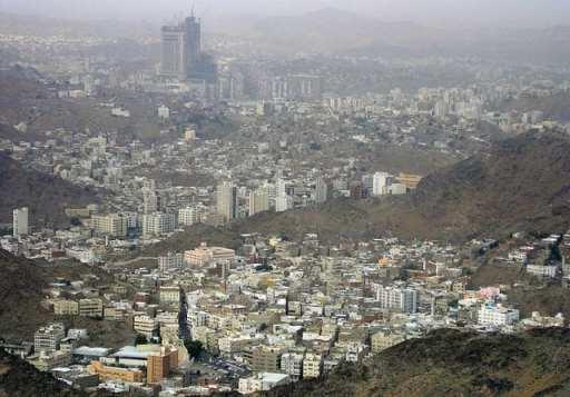 City of Mecca - Solar Energy