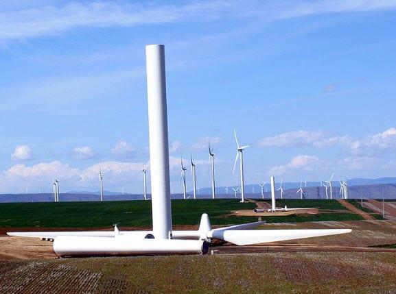 Wind energy losing steam in Denmark