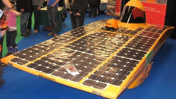 Solar energy vehicle makes progress at Stanford University