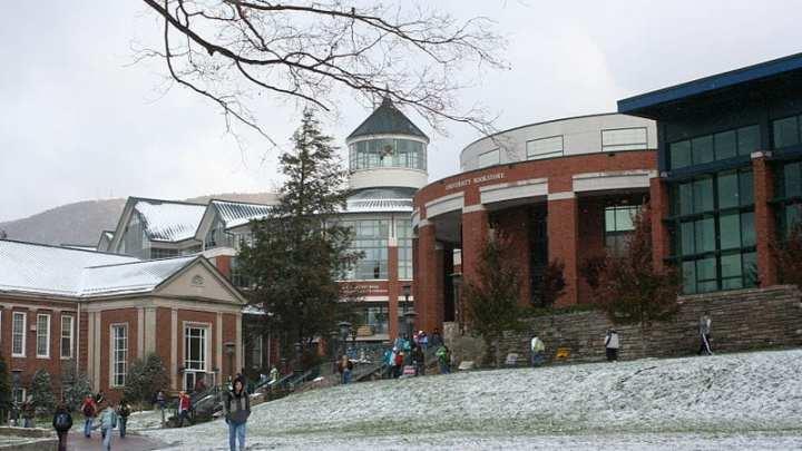 Appalachian State University students take alternative energy seriously