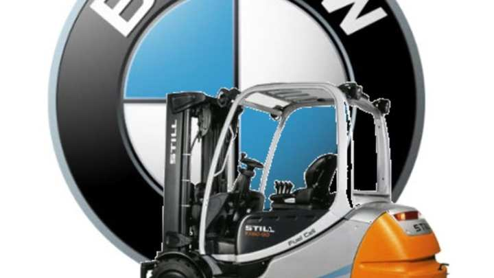 Hydrogen fuel continues to impress BMW
