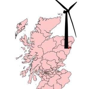 Aberdeen, Scotland Offshore Wind Energy