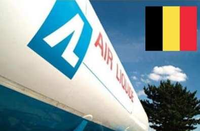 Air Liquide Hydrogen Fuel Belgium