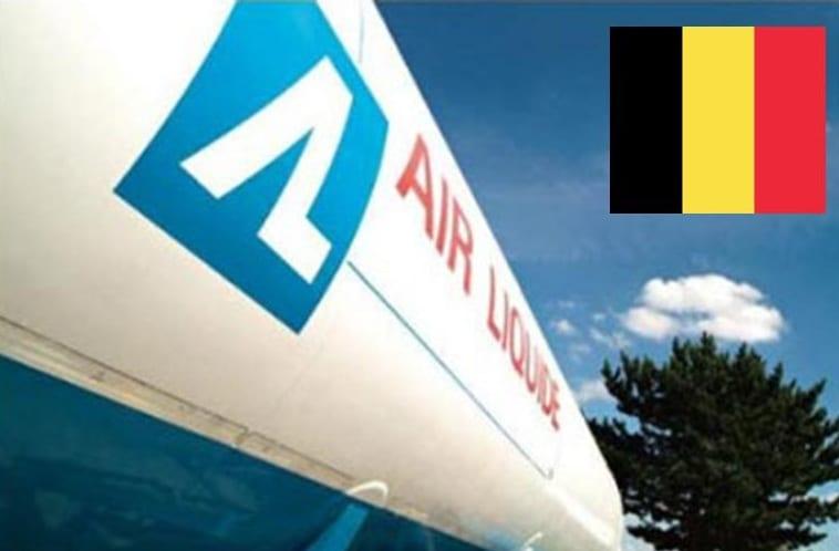 Air Liquide installs hydrogen fuel cell system in Belgium
