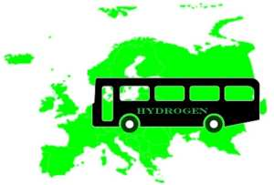 Europe Hydrogen Fuel Buses