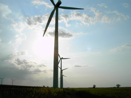 Wind energy wins strong support in Iowa