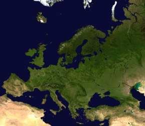 Europe - hydrogen fuel