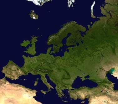 Europe - Renewable Energy
