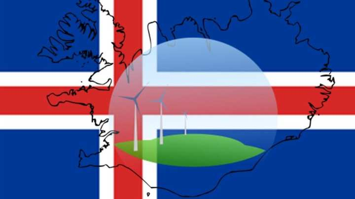 Iceland focuses research efforts on wind energy