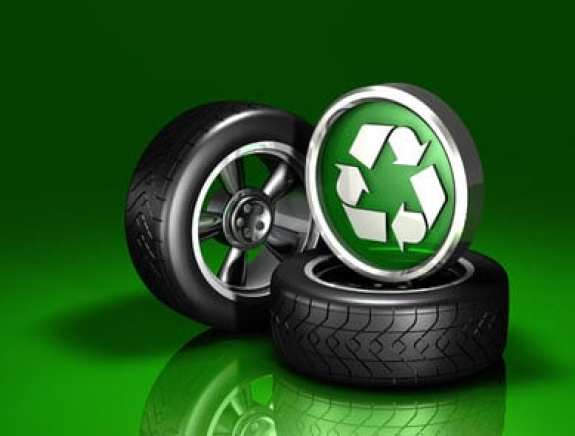 Recycling Technology - Reuseable rubber for tires