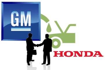 Hydrogen Fuel - GM and Honda