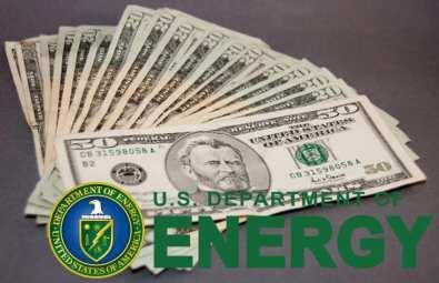 DOE Funding - Hydrogen Fuel