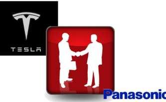 Tesla and Panasonic Partnersip - Electric Vehicles