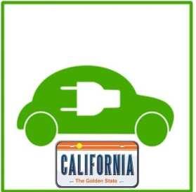 Electric Vehicles - California