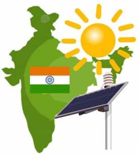 India - Solar Energy Projects