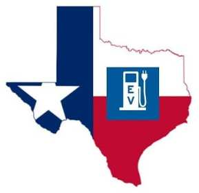 Texas - Electric Vehicles Charging Stations