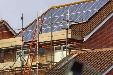 Residential Solar Energy - Rooftop Solar Panels