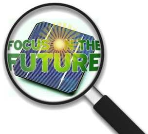 Solar Energy Technology and the Future