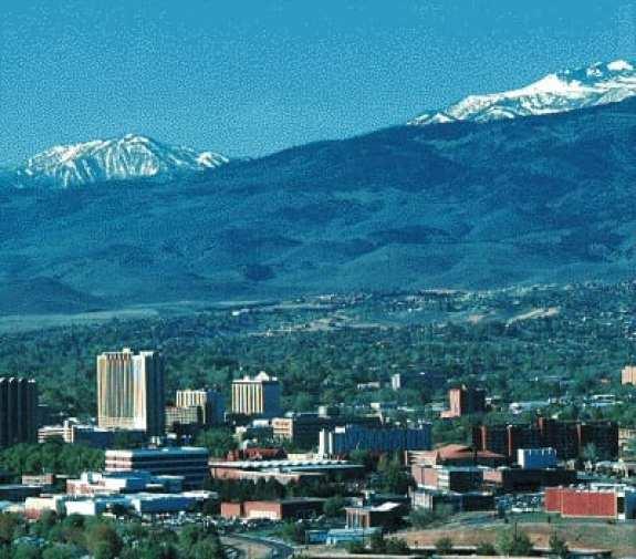 Solar Energy - Nevada