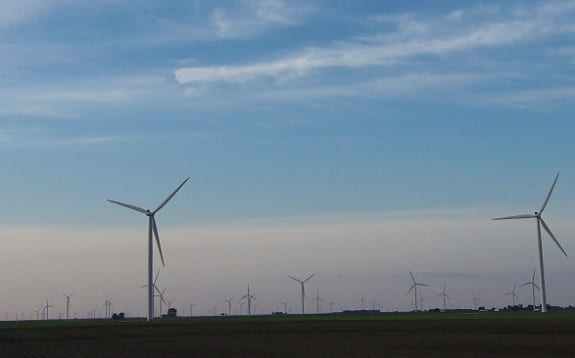 Wind Energy - Wind Farm Projects