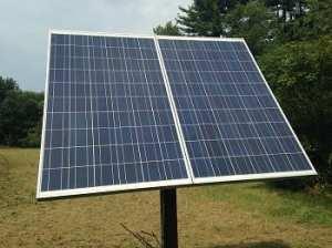 Solar Energy - Solar Panel
